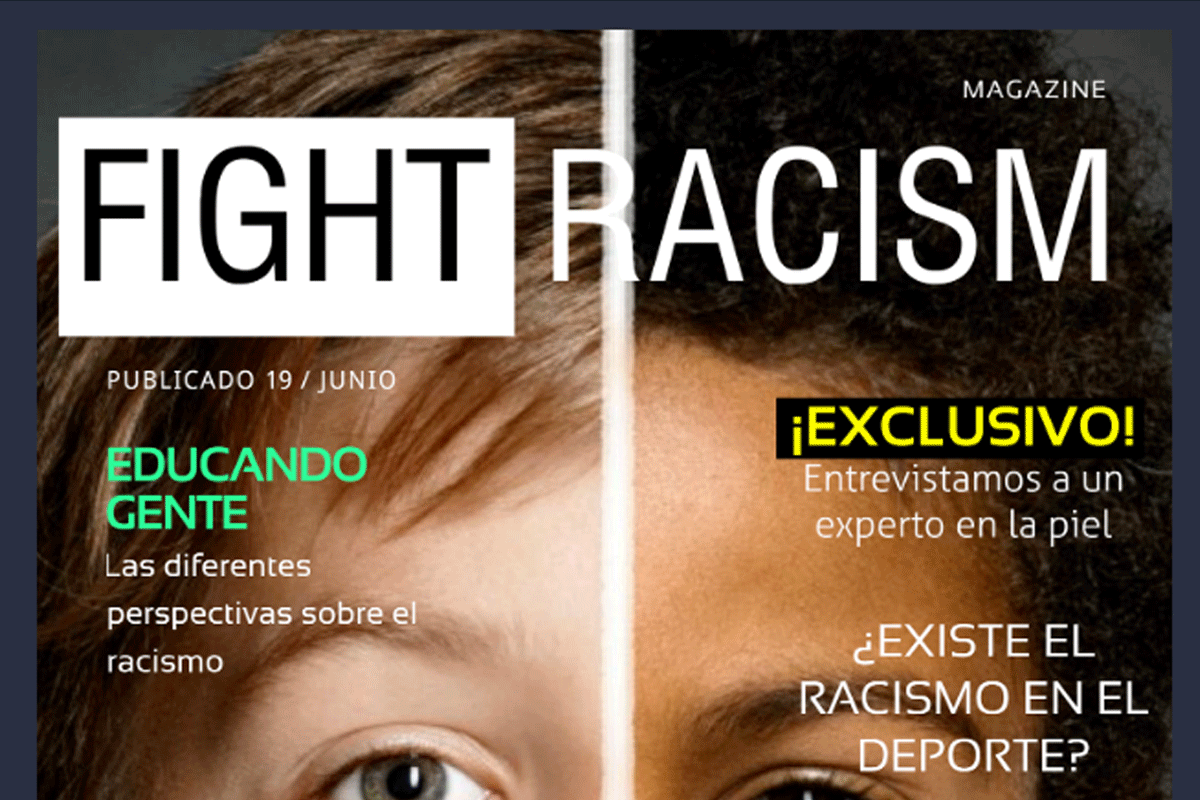 Revista Digital: Fight Racism